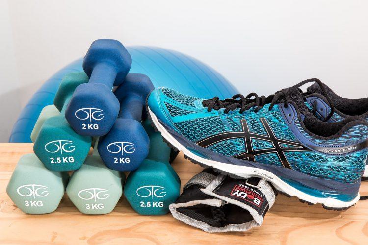 Fitness en sportartikelen voor een gezond leven